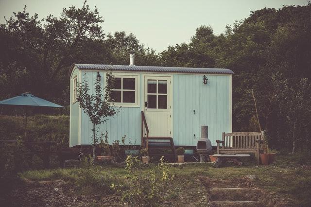mobilní dům, bungalov